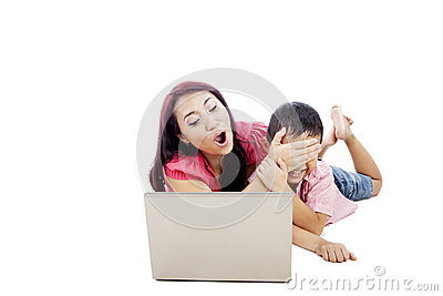 Child protection from dangerous internet
