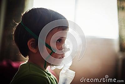 Child respiratory therapy