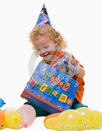 Child s birthday party
