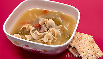 Child s Bowl of Soup