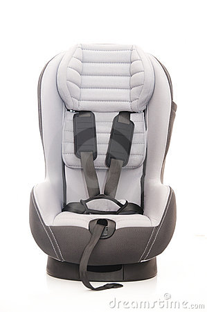 A child s car seat