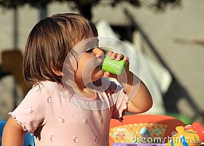 Child s drink