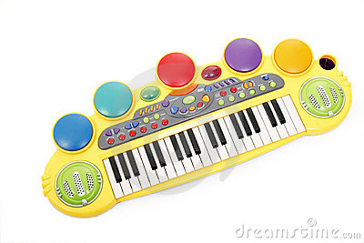 Child s electric piano