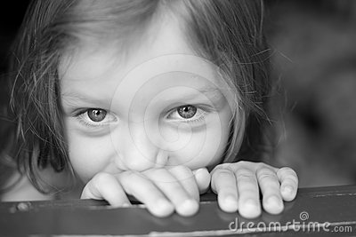 Child s eyes
