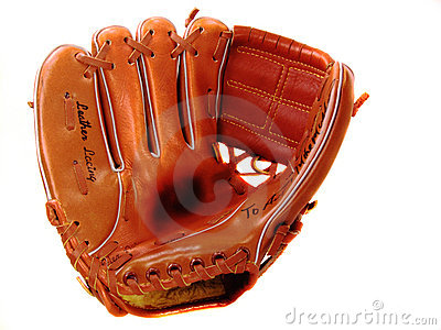 Child s Lefty Baseball Glove
