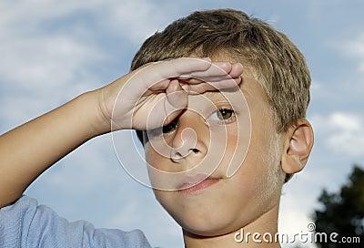 Child Salute
