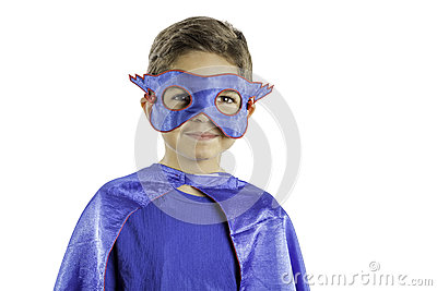 Child Superhero
