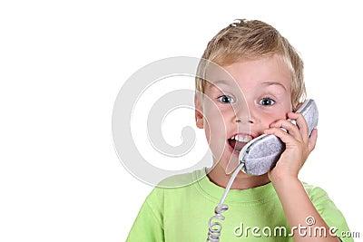 Child talk phone