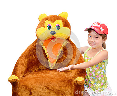 The Child and toy