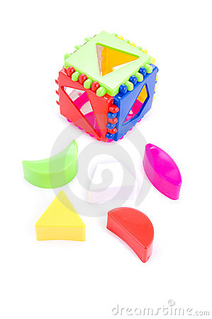 Child toy shape sorter