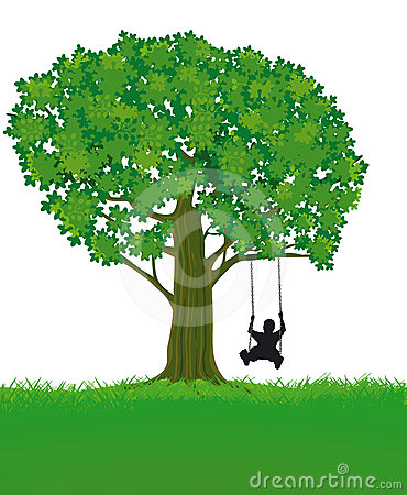 Child and Tree
