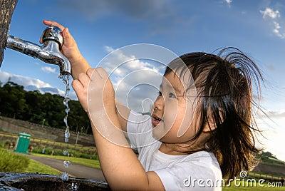 Child wash