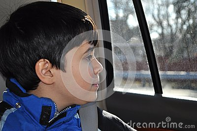 Child and Window