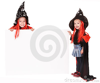 Child witches
