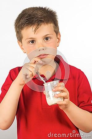 The child of yogurt 10
