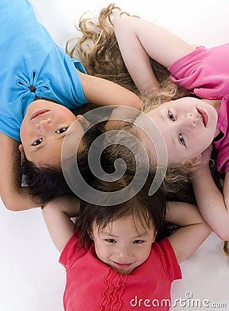 Childhood Girls