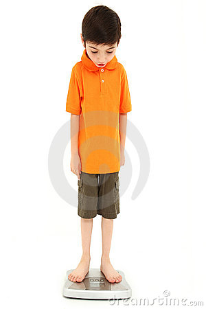 Free Childhood Onset Anorexia Royalty Free Stock Photography - 20041827