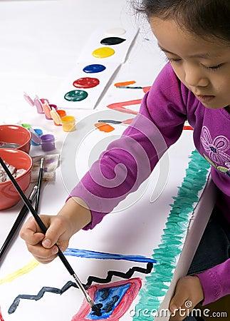 Childhood Painting 003