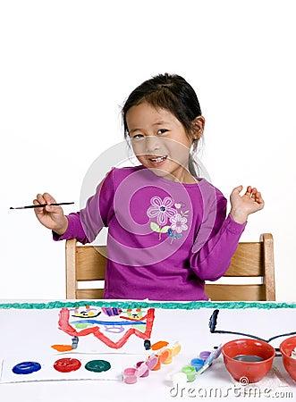 Childhood Painting 005