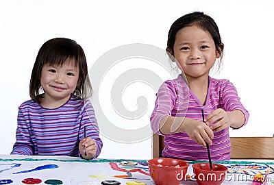 Childhood Painting 007