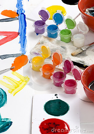Childhood Painting 010