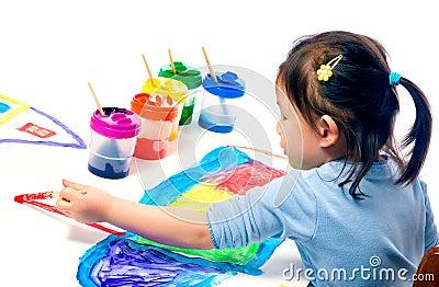 Childhood Painting