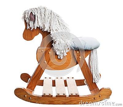 Childhood Rocking Horse