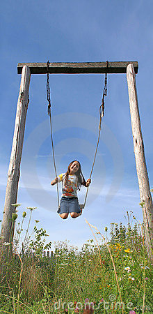 Childhood and swing