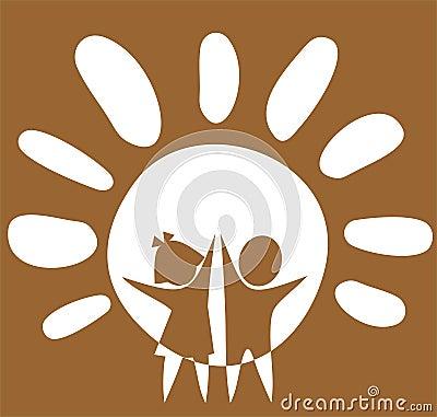 Childhood symbol