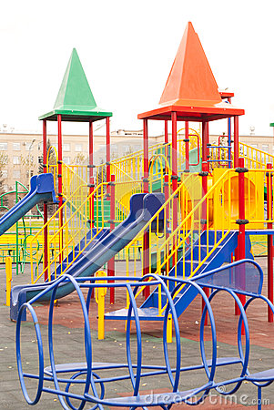 Childish playground