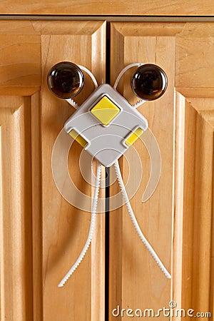Childproof lock
