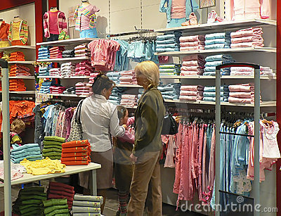 Children´s Clothing Shop
