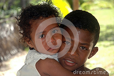 Children. Editorial Stock Image