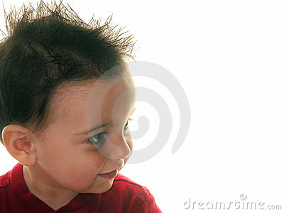 Children: Boy s Spiked Profile