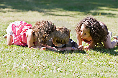 Children Discovering their Environment