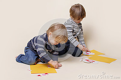 Children Drawing, Arts and Crafts
