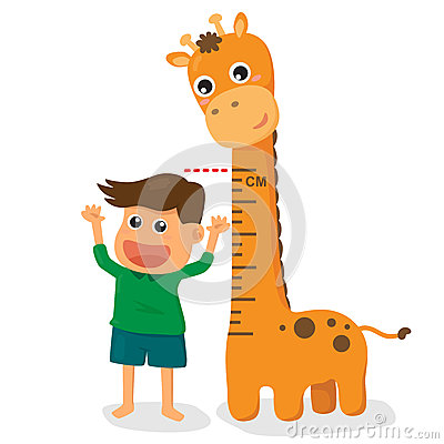 Free Children Grow Taller Stock Photo - 42354100