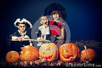 Children halloween