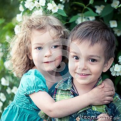 Free Children Having Fun Stock Photos - 23326663