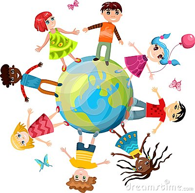 Children ih the world