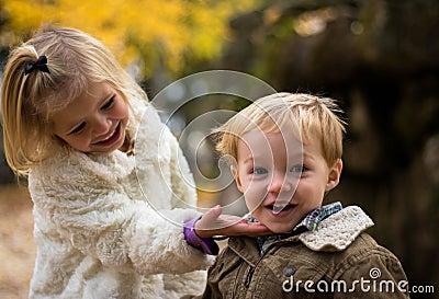 Children In Outdoor Portrait Free Public Domain Cc0 Image