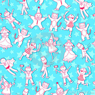 Children pattern