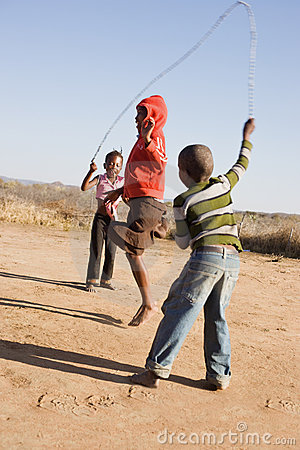 Free Children Playing Stock Photography - 6743572