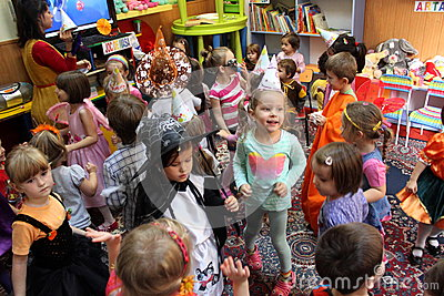 Children party Editorial Stock Photo
