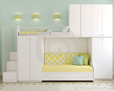 Children s bedroom