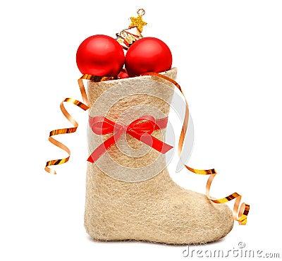 Children s boot full gifts