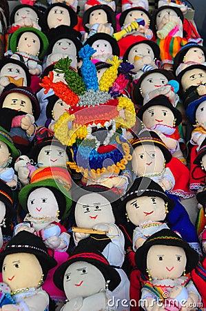 Children s cloth dolls