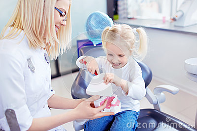 Children s dentist