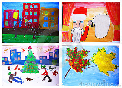 Children s drawings