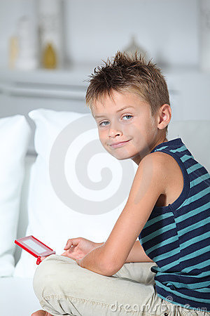 Children s electronic games